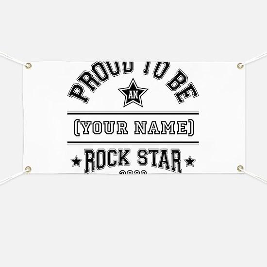 Family Rock Star Banner