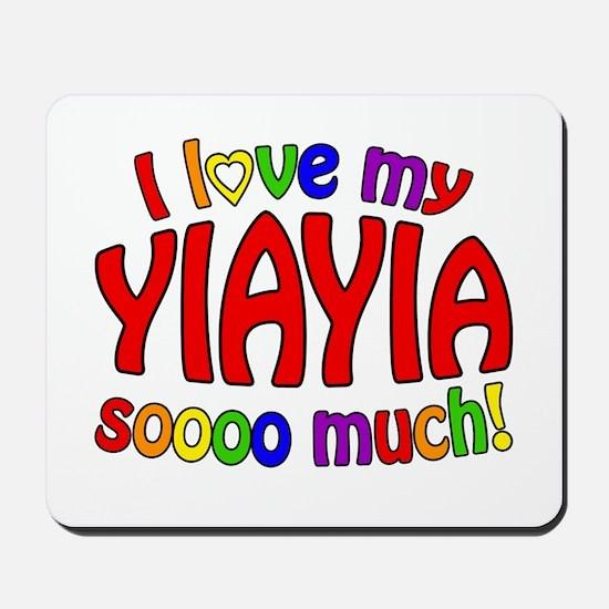 I love my YIAYIA soooo much! Mousepad