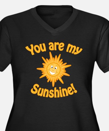 You are my sunshine! Plus Size T-Shirt