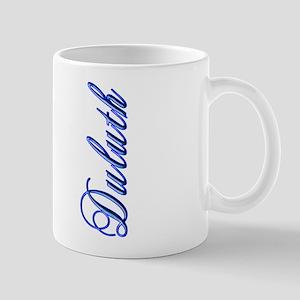 Elegant Script Duluth Mug