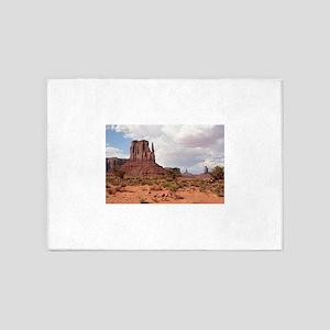Monument Valley, Utah, USA 2 5'x7'Area Rug