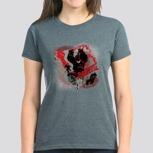 Marvel Knight Daredevil 5 Women's Dark T-Shirt
