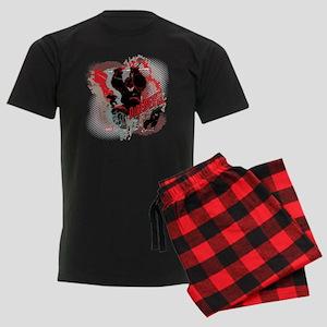 Marvel Knight Daredevil 5 Men's Dark Pajamas