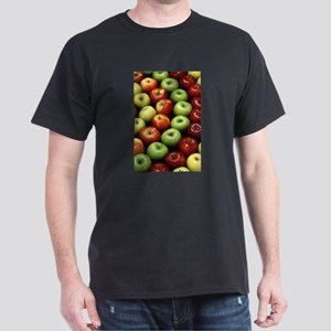 apples red green granny smith T-Shirt