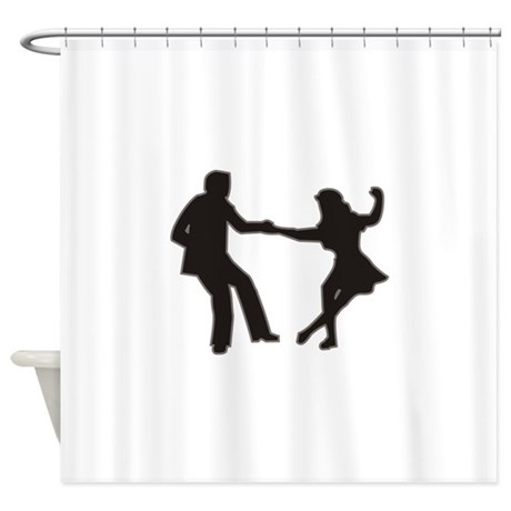 DANCING COUPLE Shower Curtain By Greatnotions23