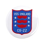USS ENGLAND Button