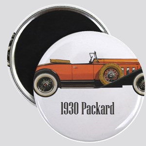 1930 Packard Magnets
