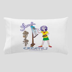 Amelia Creates Pillow Case