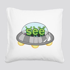 see Square Canvas Pillow