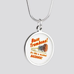 Bass Trombone Musical Bazooka Necklaces