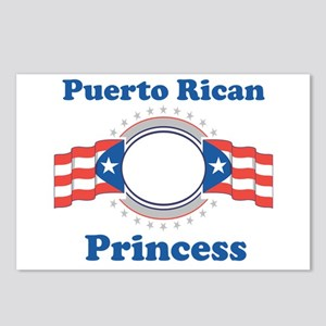 Puerto Rican Princess Postcards (Package of 8)