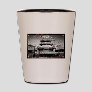 1946 Chevy Shot Glass