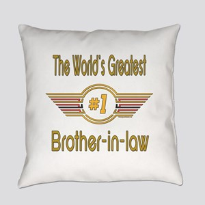 GREENbrotherinlaw Everyday Pillow