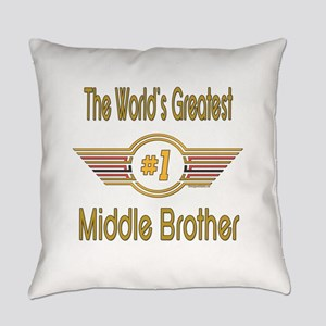 GREENmiddlebrother Everyday Pillow