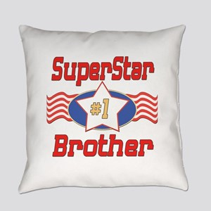 SUPERSTARBrother Everyday Pillow
