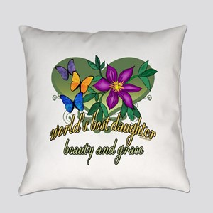 Butterflydaughter Everyday Pillow