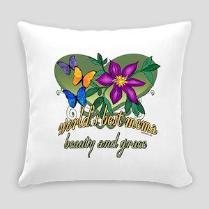 Butterflymema Everyday Pillow