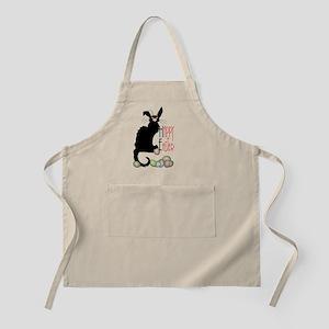 Happy Easter - Le Chat Noir   Apron