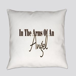 Arms Of An Angel Everyday Pillow