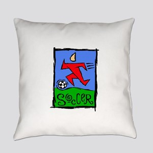 10x10_apparel copy soccerplay Everyday Pillow
