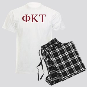 Phi Kappa Tau Letters Men's Light Pajamas