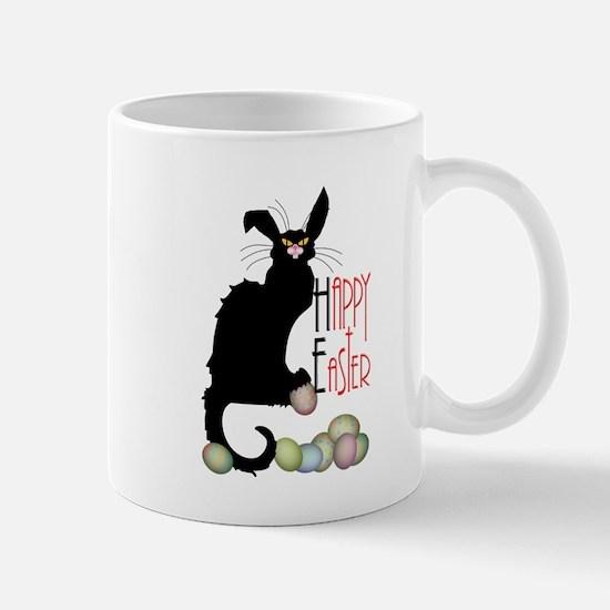Happy Easter - Le Chat Noir Mugs