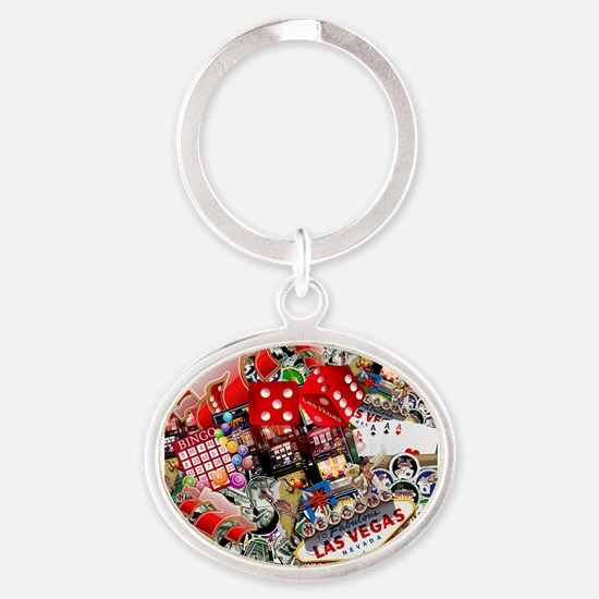 Las Vegas Icons - Gamblers Delight Keychains