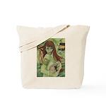 A Mermaid's Treasure Tote Bag