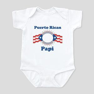 Puerto Rican Papi Infant Bodysuit
