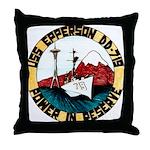 USS EPPERSON Throw Pillow