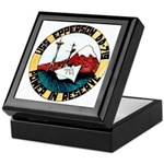 USS EPPERSON Keepsake Box
