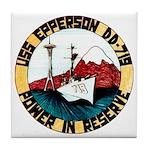 USS EPPERSON Tile Coaster