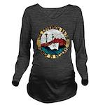 USS EPPERSON Long Sleeve Maternity T-Shirt