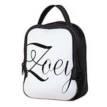 Zoey Neoprene Lunch Bag