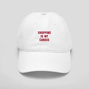 Shopping is my cardio Cap