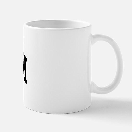 WILLIAM (curve-black) Mug