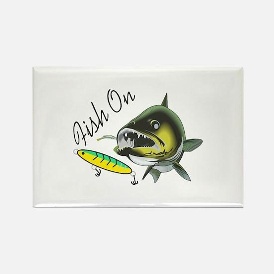 FISH ON Magnets