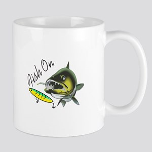 FISH ON Mugs