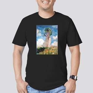 Madame Monet Parasol Low Poly T-Shirt