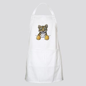 Pocket Tiger BBQ Apron