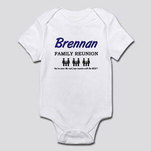 Brennan Family Reunion Infant Bodysuit