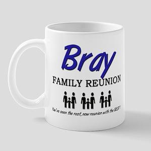 Bray Family Reunion Mug