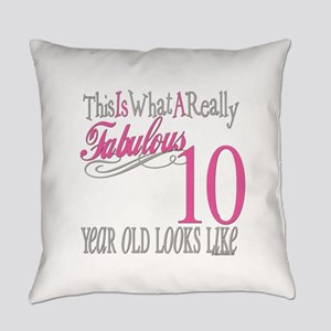 Fabulous 10yearold Everyday Pillow