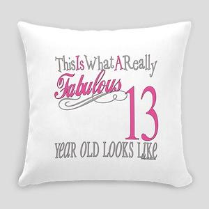 Fabulous 13yearold Everyday Pillow