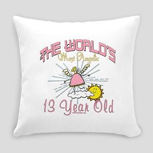 AngelicAt13 Everyday Pillow
