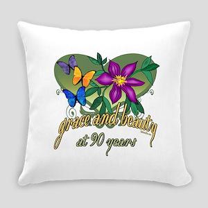 GraceButterfly90 Everyday Pillow