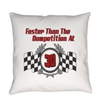 FasterAt30.png Everyday Pillow