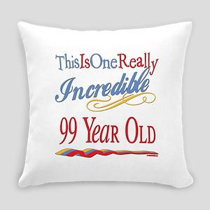 Incredibleat99 Everyday Pillow