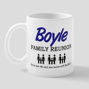 Boyle Family Reunion Mug