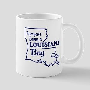 Louisiana Boy Mug